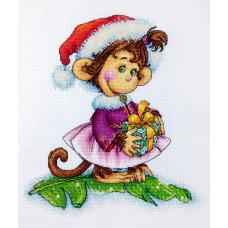 Кокетливая обезьянка (Д-053)