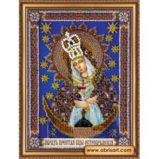 Икона Богоматери Остробрамская (AB-291)