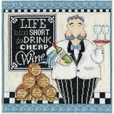 Недорогое вино (DW2864)