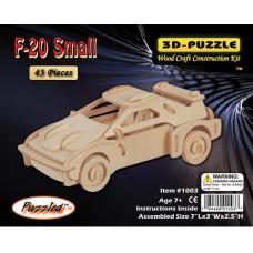 Набор 3Д-паззл Автомобиль, F-20 Car (P1003)