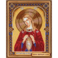 Икона Богоматери В родах помощница (AB-331)