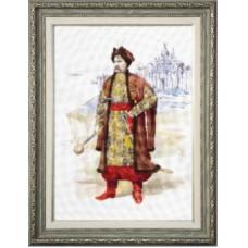 Набор для вышивания крестиком Чарівна мить Гетьман (РК-061 )