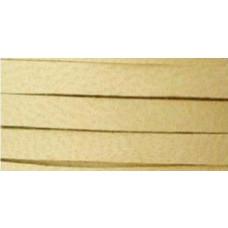 Шнур кожаный плоский Deerskin Lace, оленья кожа (DOS31602 0270)