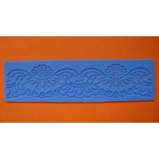 Силиконовый коврик Ажурный орнамент 4 (599)