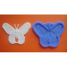 Силиконовый молд Кружевная бабочка (601)
