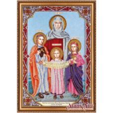 Святые Вера, Надежда, Любовь и мать их София (AB-421)