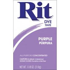 Краска для ткани Rit Dye Powder, фиолетовая (3 13)