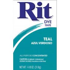 Краска для ткани Rit Dye Powder, цвета морской волны (3 4)