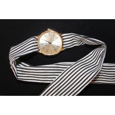 Женские наручные часы на ремешке-платке, Зебра