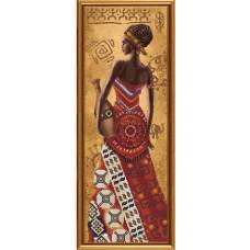 Африканка с кувшином (НД2076)