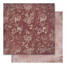 Картон двусторонний Floral(FE47)