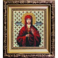 Набор для вышивания бисером Чарівна мить Икона святая мученица Валентина (Б-1016)
