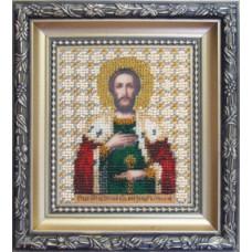 Икона великий князь Александр Невский (Б-1030 )