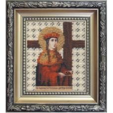 Икона святая равноапостольная царица Елена (Б-1033)