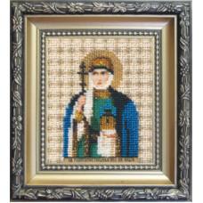 Икона равноапостольная великая княгиня Ольга (Б-1035)