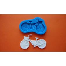 Силиконовый молд Велосипед (613)