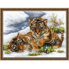 Тигрята в снегу (1564)*