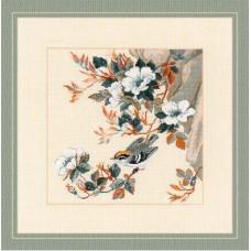 Набор для вышивания крестом Риолис Звонкая песня (1573)