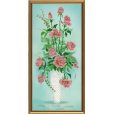 Амфора. Букет роз (БИС3200)