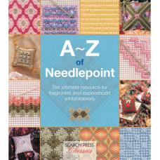 Книга A-Z Of Needlepoint (SP-11723)