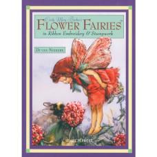 Книга Flower Fairies In Ribbon Embroidery (SP-84300)