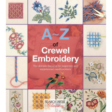 Книга A-Z Of Crewel Embroidery (SP-11631)
