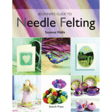 Книга Beginners Guide To Needle Felting (SP-82511)