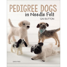 Книга Pedigree Dogs In Needle Felt (SP-10344)