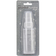 Глиттер-спрей Tumble Dye Craft & Fabric Glitter Spray, Silver (TD6-1 76)
