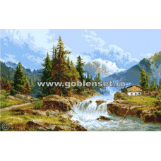Альпийский водопад (G995)*