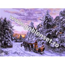 Зима на Кавказе (G939)
