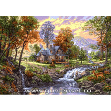 Набор для вышивания Осенний рай (G975)