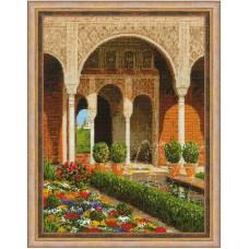 Двор ручья. Дворец Хенералифе (1579)