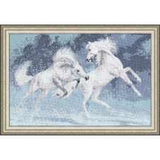 Белая вьюга (З-044)*