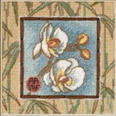 Набор для вышивания Dimensions Орхидеи Азии (07230)