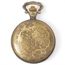 Подвеска-корпус часов Watch Case Gold (STEAM033)