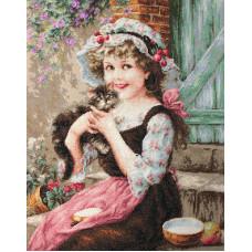 Маленький котенок (G538)