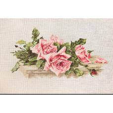 Розовые розы (BL22400)