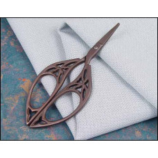 Ножницы Бабочка, бронза (2073)