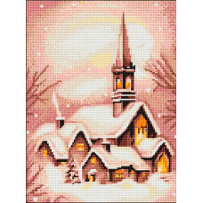 Заснеженная церковь (B401)