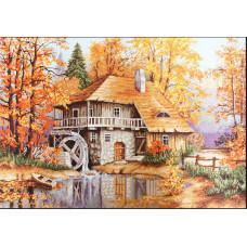 Осенний пейзаж (B481)