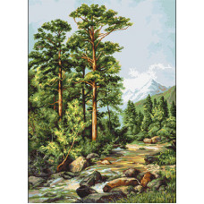 Горная речка (B522)
