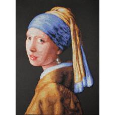 Девушка с жемчужиной (B467)