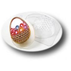 Форма для мыла Корзина  яйцами