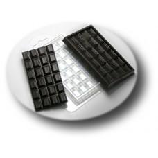 Форма для шоколада Плитка двусторонняя - 25/45 (055)
