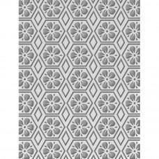 Папка для тиснения Floral Honeycomb (LT157187)