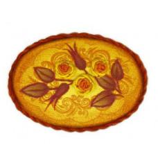 Брошь Чайная роза (1584)