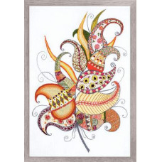 Волшебное перо (1586)*