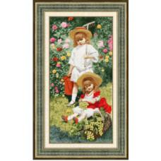 Портрет детей (МК-038)