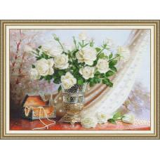 Белые розы (РТ-099)
